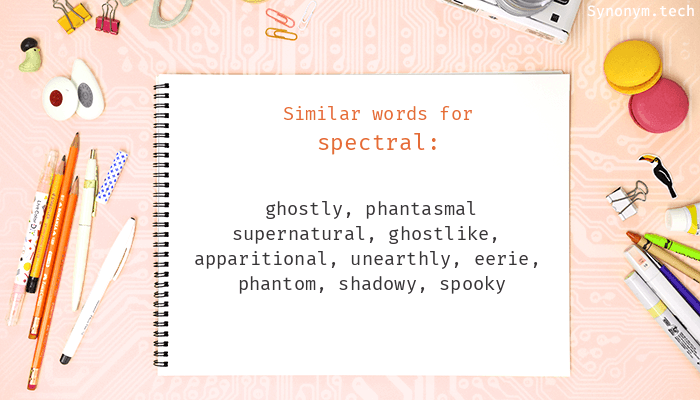 Spectral Synonyms