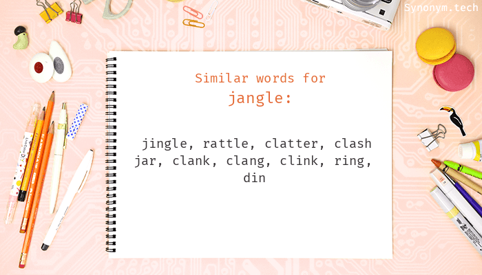 Jangle Synonyms