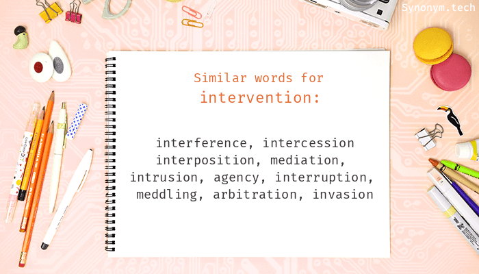 Intervention Meaning