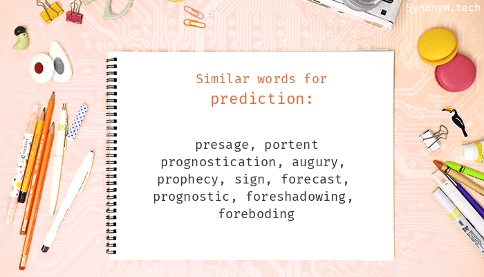 Prediction Synonyms