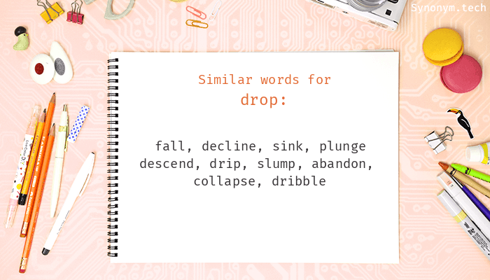Drop Synonyms