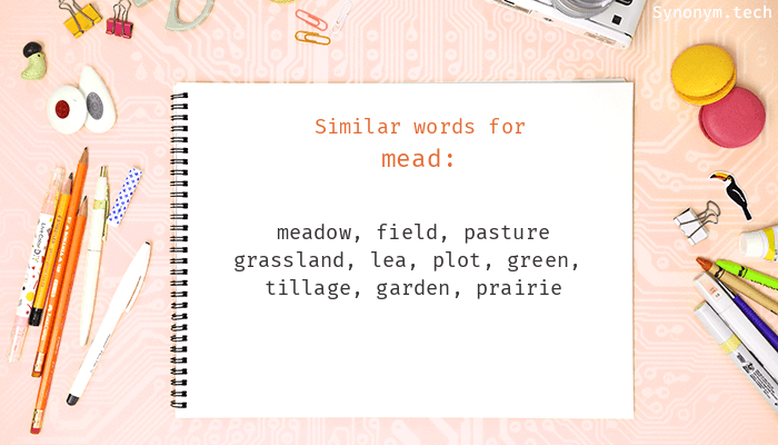 Mead Synonyms