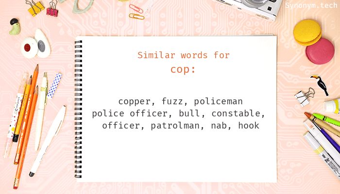 Synonyms for Cop